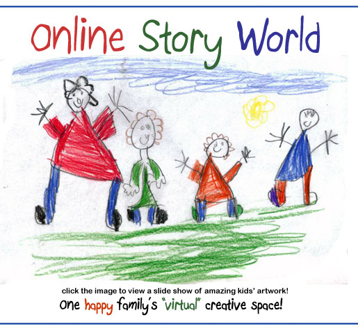 Online Story World!